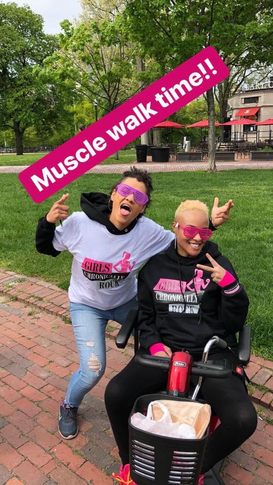 Muscle walk 2 2018